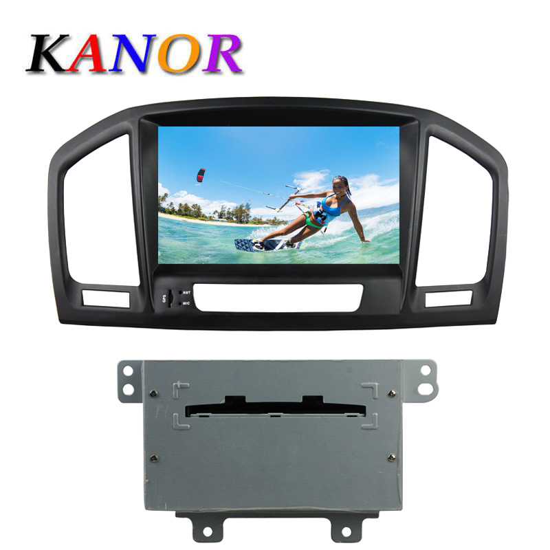 KANOR Android 5.11 Auto DVD-Video-Player Für Vauxhall Opel Insignia 2009-2013 Mit GPS...