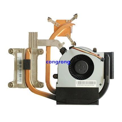 CPU Cooling Fan For Lenovo ThinkPAD E430 E435 E430C E530 E535 Heatsink 4 Pins DC 5V Cooler