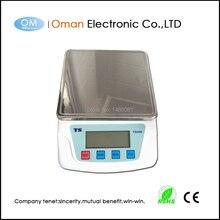 Oman-T200A 10 kg/1g Küchenwaage Waagschale