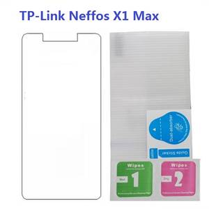 For TP-Link Neffos X1 Max Tempered Glass Screen Protector 2.5 9 H Safety Protective