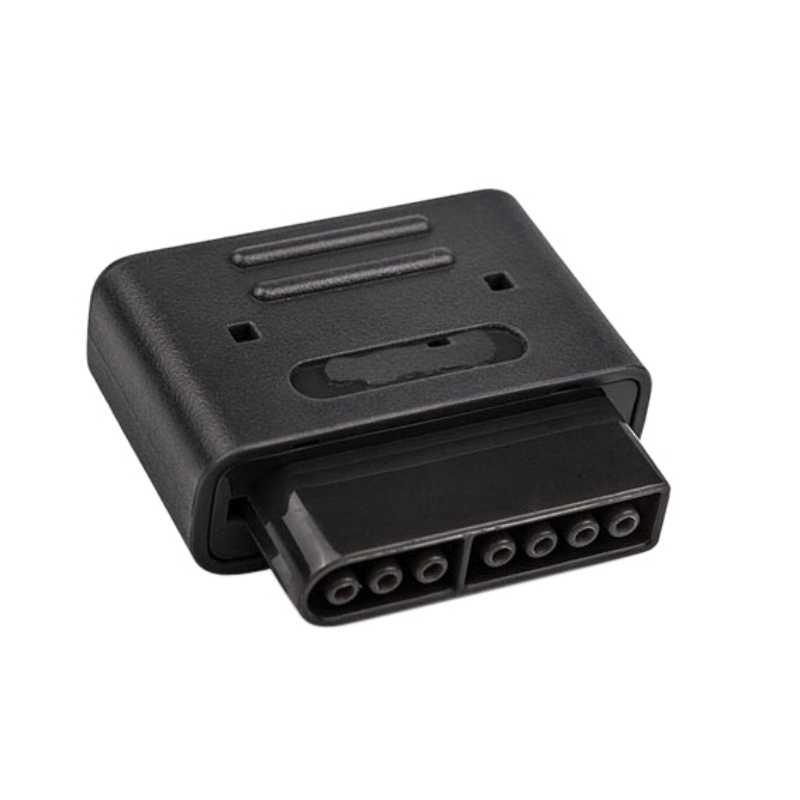 ل 8 8bitdo بلوتوث الرجعية استقبال دُنجل لاسلكي ل SNES NES30 SFC30 متنوعه برو PS3 PS4 لعبة تحكم