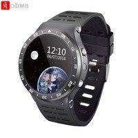 S99A Android 3 Г Smart Watch Phone Smartwatch GPS Wi Fi Heart Rate Monitor Камера СИМ Карты Bluetooth V4.0 Сенсорный Экран Наручные Часы