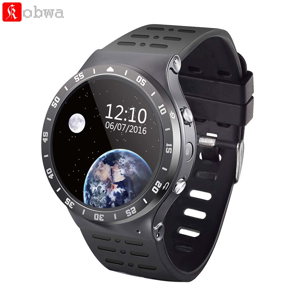 S99A Android 3G Smart Watch Phone Smartwatch GPS WiFi ...
