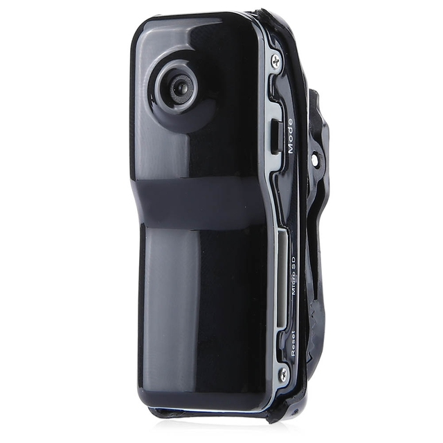 New MD80 Mini DV DVR Camera Webcam Support Sport Bike Motorcycle Video Audio Recorder
