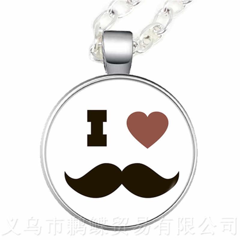 Neue Mode PAPA Halskette Für Vater Tag Bonne Fete PAPA Anhänger Anhänger Pullover kette Papa der Beste Geschenke ICH Liebe dad
