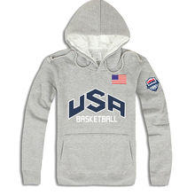 2019 Fashion brand autumn winter Men Hoodies Mens Hip Hop USA Basketball Sweatshirts men 4 Colors blusa masculina(China)