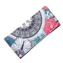 Women Wallets National Retro Purse Women Leather Wa