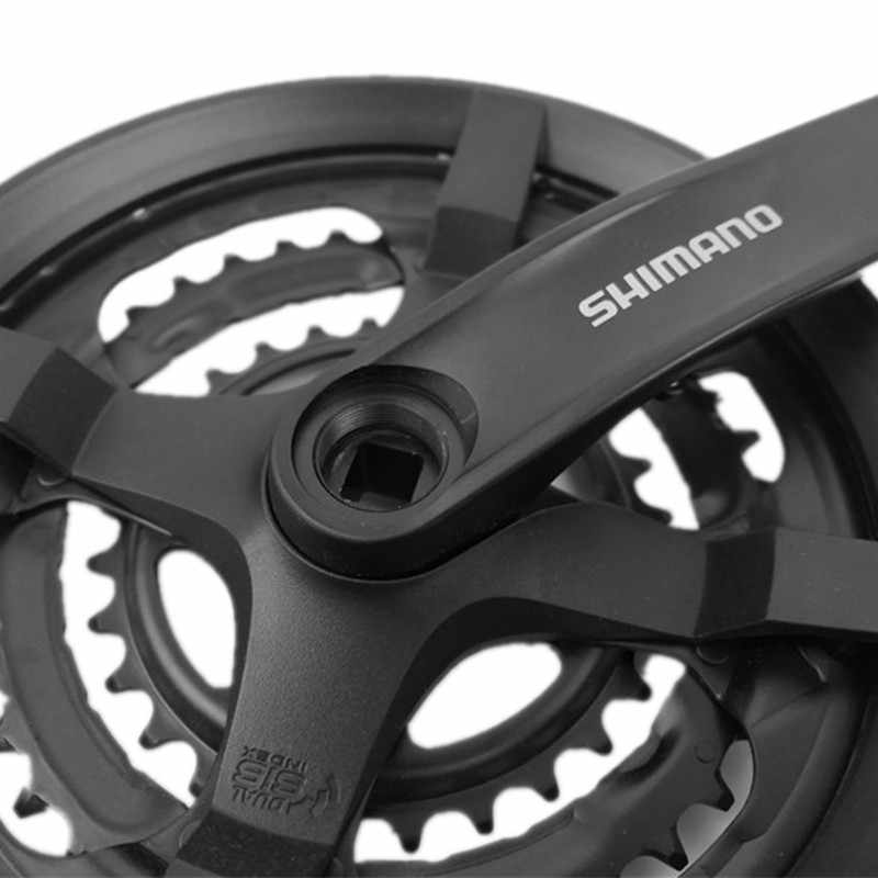 e81c6f502e1 ... SHIMANO FC-TY301/FC-TY501 with support plate sprocket wheel 7S/8