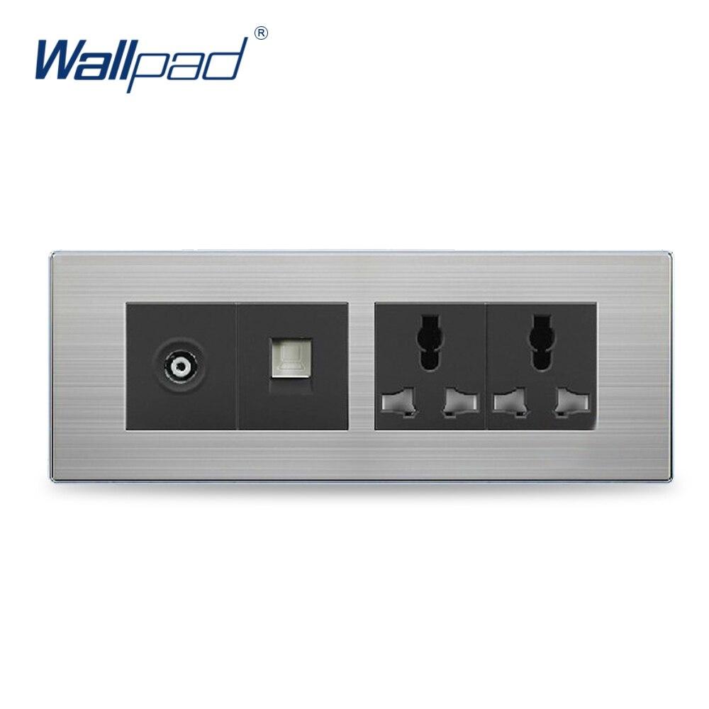 ღ ღTV+COM 6 Pin Universal Socket 2018 Hot Sale China Manufacturer ...