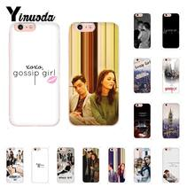 Yinuoda Gossip Girl DIY Luxe High-end Protector Telefoon Case voor iPhone 5 5Sx 6 7 7plus 8 8Plus X XS MAX XR 10 Case(China)