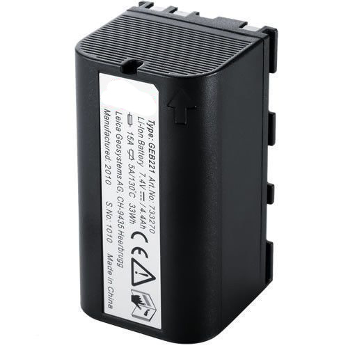 NEW GEB221 BATTERY FOR INSTRUMENTS SYSTEM 1200 AND PIPER 100/200