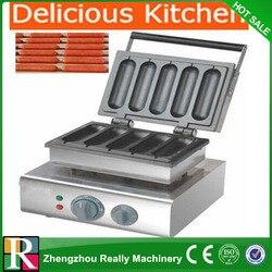 Commercial hot dog machine, hot dog making machine, hot dog maker