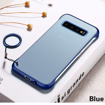 Galaxy S10 Plus Blue Case