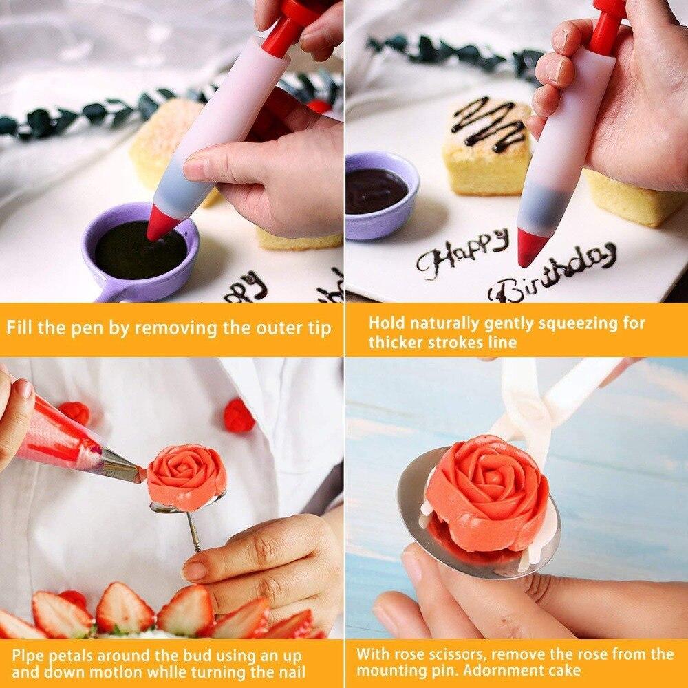 cake decorating tools piping sets (1)