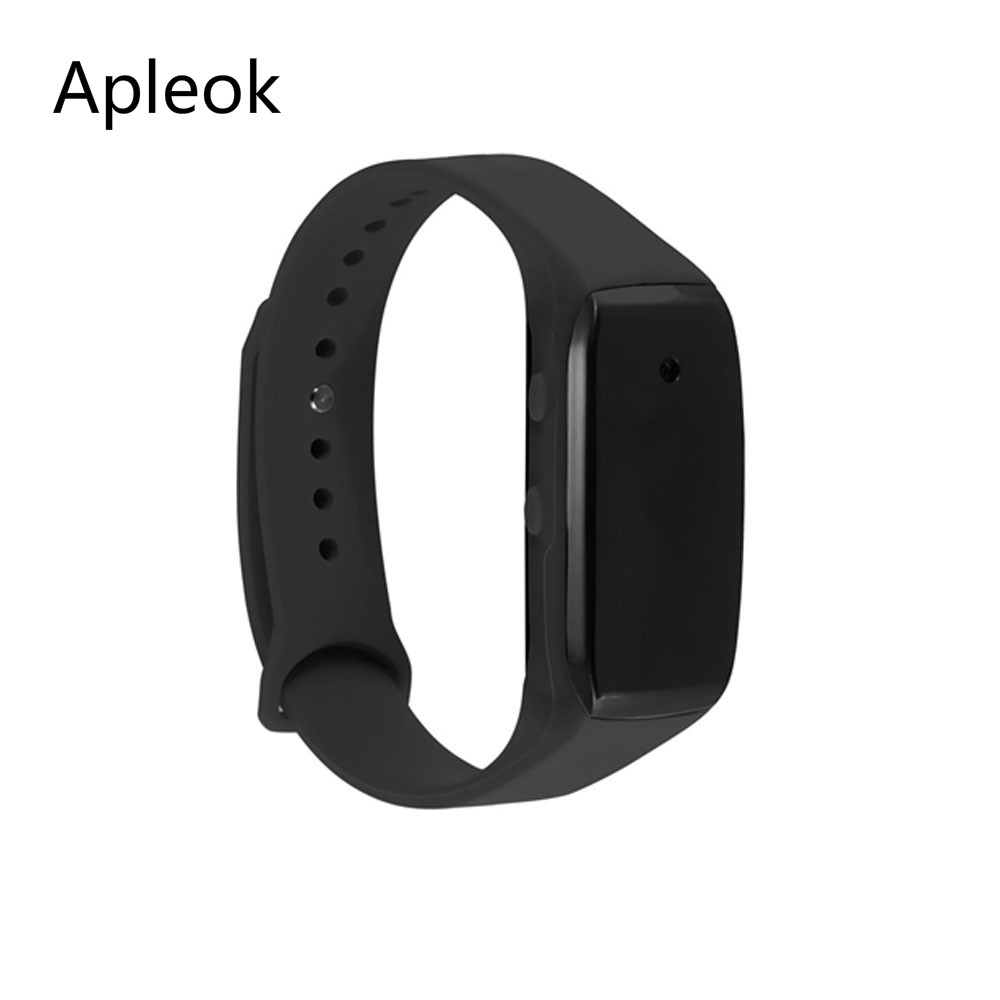 Easy Carry Bracelet Camera HD 1080P Life Video Recorder Wristband Mini Camcorders Support Micro SD Max