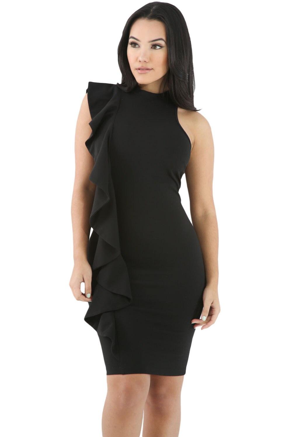 Мода.мини черные платья