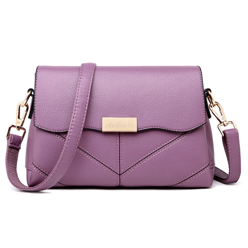 High Quality Women Bag New Brand Designer Lady Purse Shoulder Bags Women Messenger Bags Female Casual Classic Fashion Handbags genuine leather patckwork bags women casual messenger bag women s lady colorful zipper shoulder designer handbags high quality