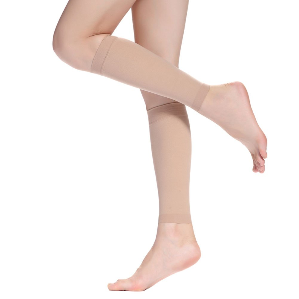 Women Slimming Compression Thigh Leg Shaper Sleeve