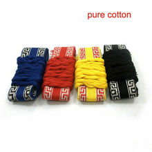 Tai chi belt cotton thread for kung fu chinese traditional Free shipping