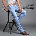 Utr Sulee Marca 2017 Estilo Verão Luz Fina calças de Brim Dos Homens Jeans de Marca de Moda Masculina Casual Denim Jeans Slim calças de Brim Por Atacado