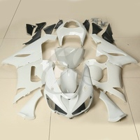 Complete Set ABS Injection Fairing Bodywork For Ninja ZX6R ZX 6R 2005 2006 05 06
