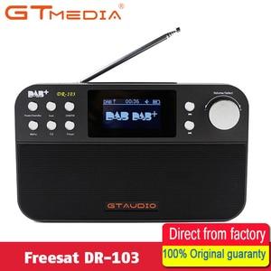 GTMEDIA DR-103 DAB+ Satellite