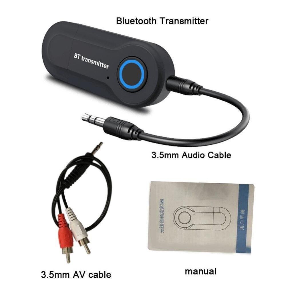 Unterhaltungselektronik Fettiges Essen Zu Verdauen Tonbux Bluretooth 4,2 Empfänger Sender 3,5mm Aux Av Kabel Stereo Bluetooth Audio Adapter Für Tv Lautsprecher Hifi Mit Paket Um Zu Helfen Tragbares Audio & Video