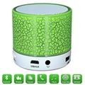 Bass Stereo Multifunctional Mini portable Wireless Bluetooth Speaker Strong Light With Changing Pattern Player Wireless Speaker