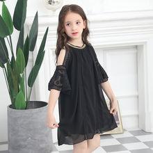 Модное детское летнее платье без бретелек детские платья принцессы