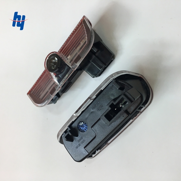 4 pcs LED Door 3D shadow Car light VW logo Auto lamp with projection function for
