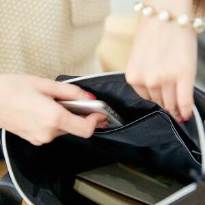 Image 4 - Przenośny prosty zamek finansowych walizka biznesowa aktówka papieru do przechowywania organizator produkty prezenty studenckie EN4314
