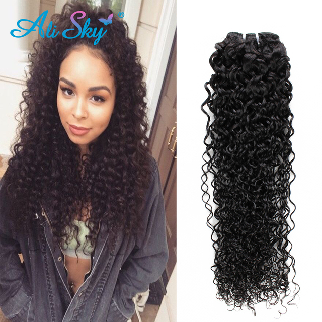 6 Pc Lot Curly Brazilian Hair Extension Kinky 100 Human Style Bob Peerless