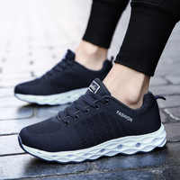Big Size Mesh Men Casual Shoes Breathable Shoes Men Fashion Male Footwear Lightweight Man's Casual Shoes For Men 5
