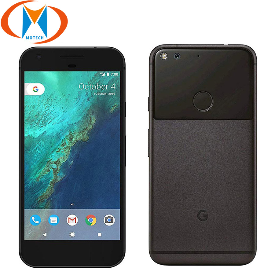 Original de Google Pixel XL de la UE Versión 4G LTE Quad Core teléfono móvil 5,5