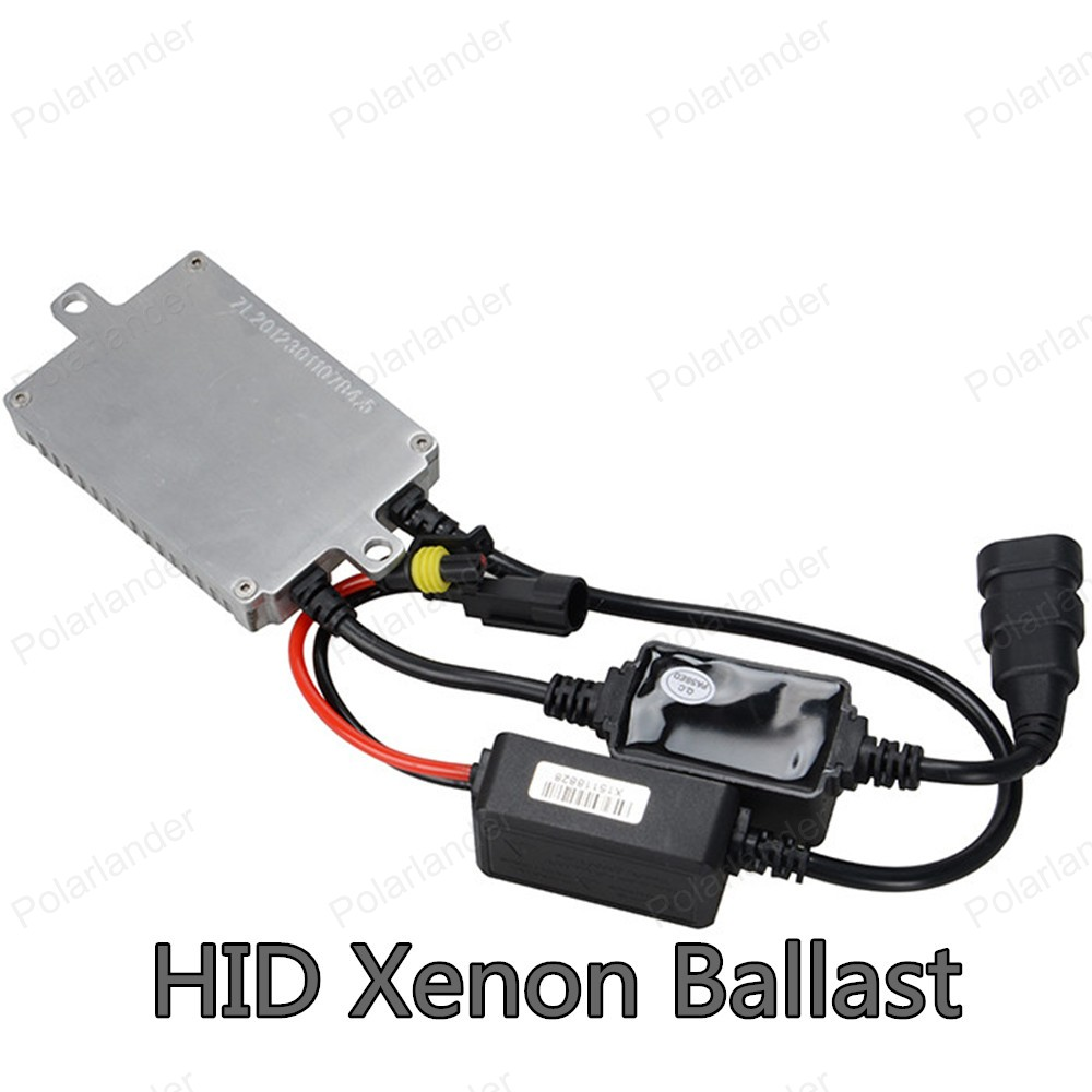 ФОТО Polarlander 2pcs Free Shipping HID Xenon Kits H1 H3 H4 H7 H8 H11 for Fog Lamps Front Bulbs 55W X5 Canbus Ballast