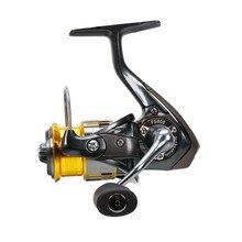 TSURINOYA FS 800 1000 ultralekki 175g Spinning Fishing Reel z płytką szpulą i łożyskiem ze stali nierdzewnej dla pstrąga cewki połowów