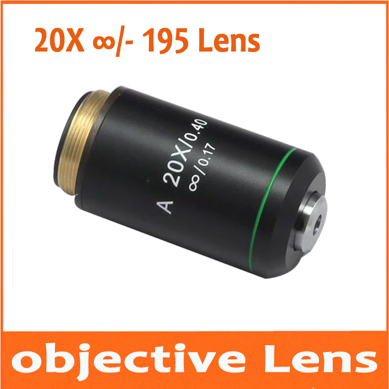 20X Infinity Biological Microscope Achromatic Plan Objective Lens Olympus Biomicroscope UIS2 infinity Optical System CX21 CX3 20x infinity plan objective lens biological microscope achromatic objective lens for infinity microscope page 9