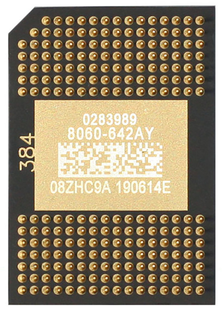 100% Brand New Original DLP Projector Chip for 8060-642AY ; 8060-631AY Projector DMD chip lacywear dg 97 svm