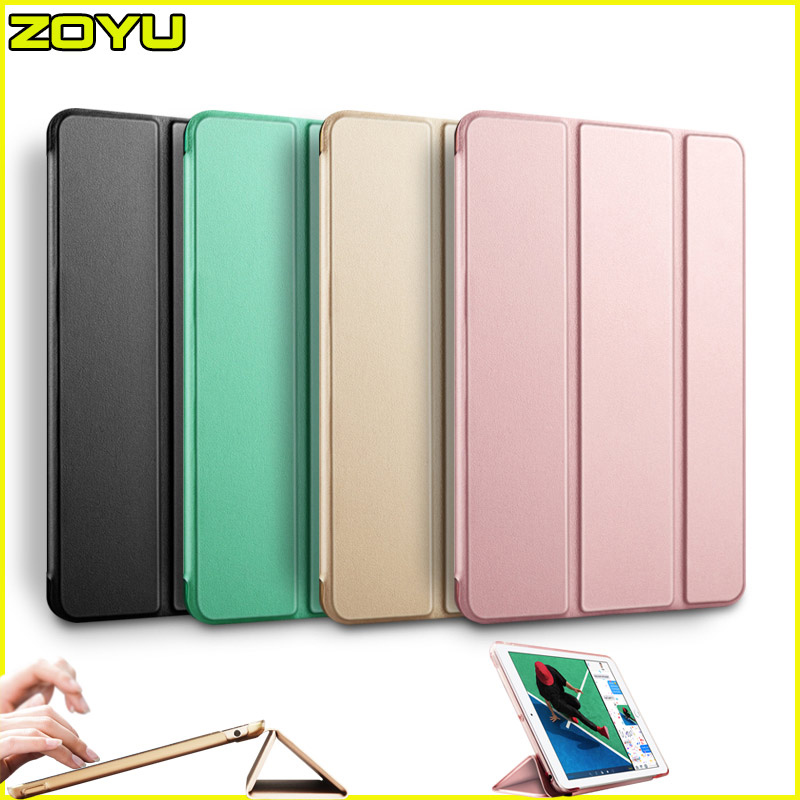 ZOYU Flip PU stand leather cover for ipad air 2 case Magneti Auto Wake/Sleep for ipad 6 case smart case for iPad air2 case for apple ipad air 2 case air2 ii flip litchi pu leather wake up sleep cover for new ipad 6 air 2nd with smart stand holder
