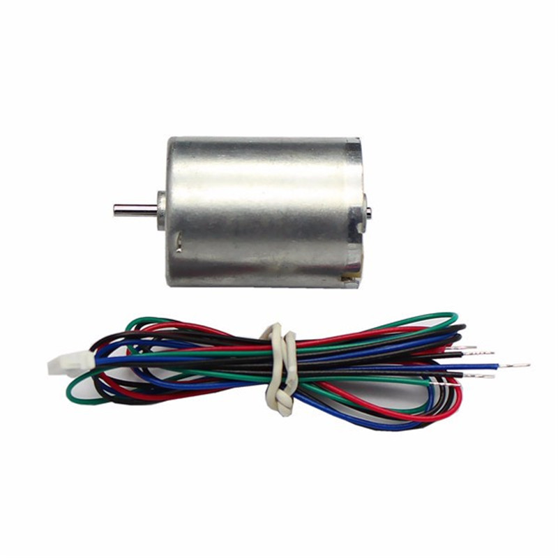 High Quality Dc 12v Brushless Dc Motor For Small Home