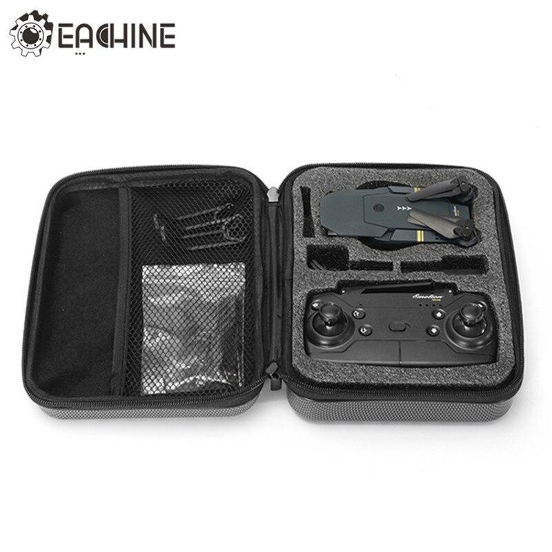 Nueva llegada carcasa dura impermeable caso caja de almacenamiento bolso para Eachine E58 RC Drone Quadcopter