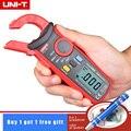 UNI-T UT210B Handheld True RMS 200A AC Mini Clamp Meter Amperemeter mit NCV professionelle multitester & 8 in 1 Schraubendreher