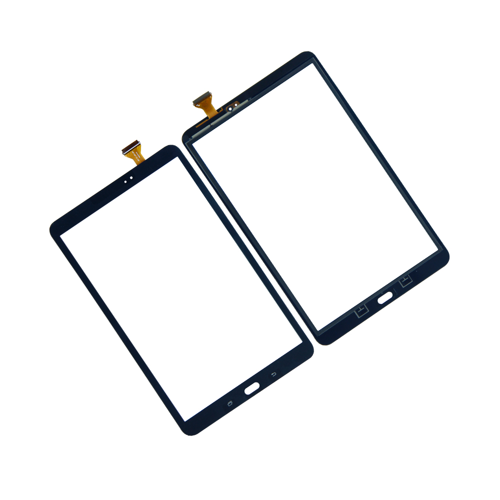 Touch Screen Digitizer Front Glass For Samsung Galaxy Tab A 10.1 2016 SM-T580 SM-T585 SM-T580N Assembly Panel Repair Parts touch screen digitizer panel lcd display for samsung galaxy tab 4 sm t530nu sm t530 touchscreen assembly panel repair parts