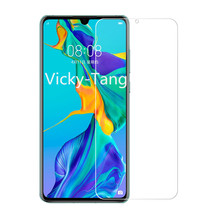 Tempered Glass for Huawei P30 Lite P20 Screen Protector P10 Protective Safety 2019