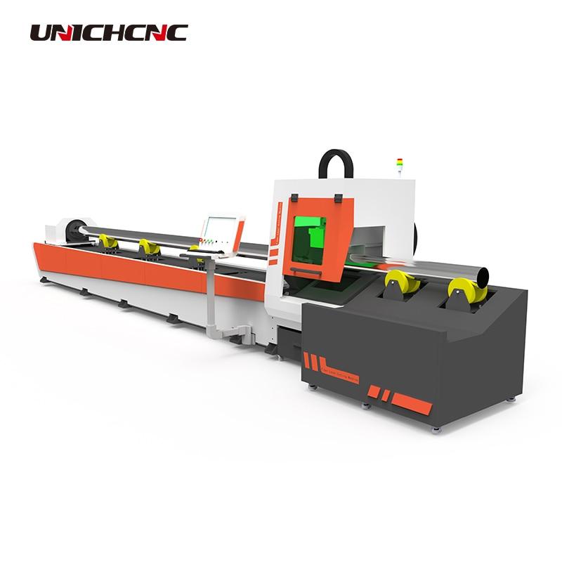 Supported Customized Fiber Laser Cutting Head Pipe Cutter Machinery