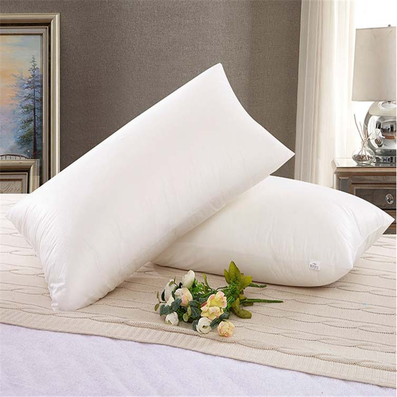 30x50cm Rectangle White Cushion Insert Soft PP Cotton for Car Sofa Chair Throw <font><b>Pillow</b></font> Core Inner Seat Cushion Filling