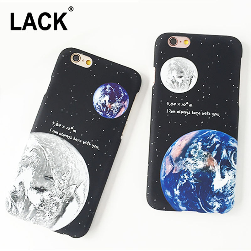 Airship Astronaut Stars Case For iPhone 6 Case For iphone 6S 6 Plus 5 5S Moon Night Phone Cases High Tech Cosmic Picture Cover
