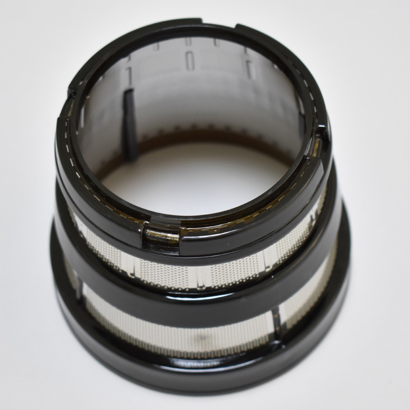 For Hurom HH/HG Elite Slow Juicer (After 2015) Spare Parts: Ultem Fine Mesh Screen Strainer Filter HH-SBB11 HG-SBF11