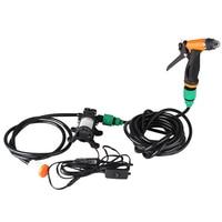 Water Pump High Pressure Electric Washer Gun Car Wash Self Priming Cleaning Tool