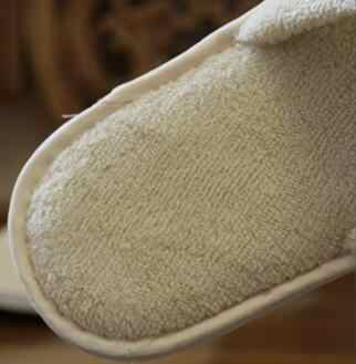 cc0aee74184ef1 ... Nature cotton room slippers shoes Hotel Non-slip One-time flip flop  Home guest ...
